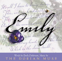 The Dorian Muse: Emily CD